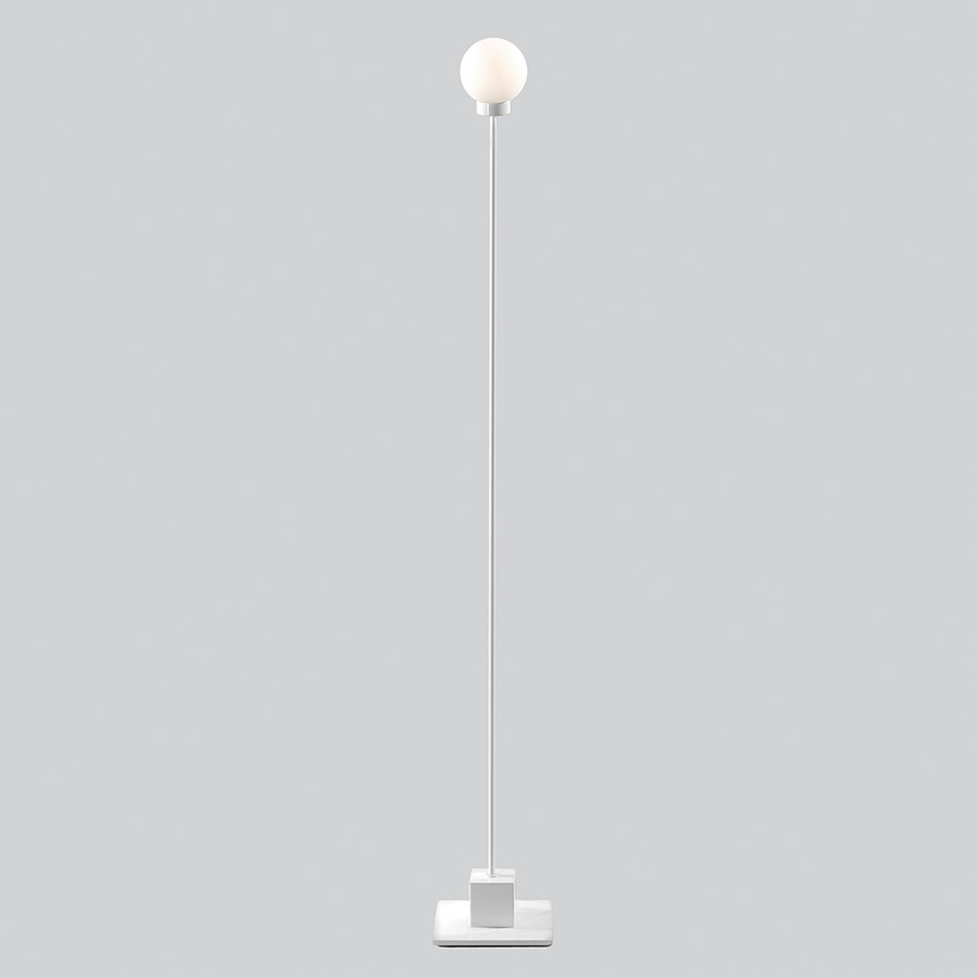 Northern lighting snowball gulvlampe
